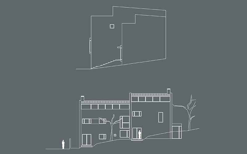 alzado-posterior-lateral-viviendas-a-caeira
